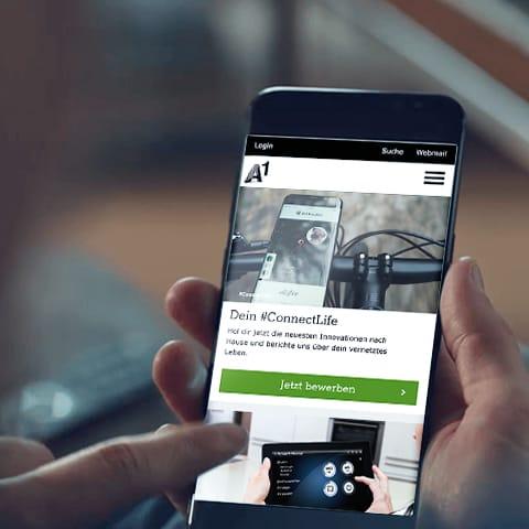 a1 connectlife. Black Bedroom Furniture Sets. Home Design Ideas