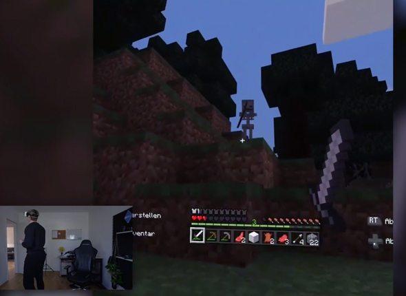 Minecraft mit Venicraft
