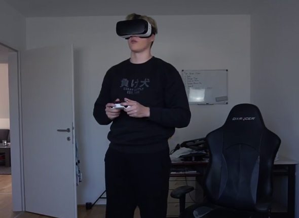 Raffi Gear VR