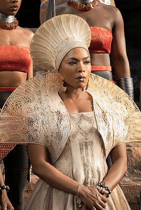 (c) MARVEL DISNEY Black Panther Costume Design Ruth Carter 2018