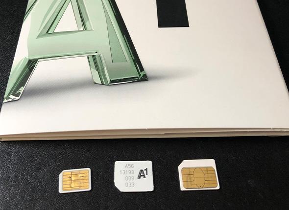 SIM-Karte A1